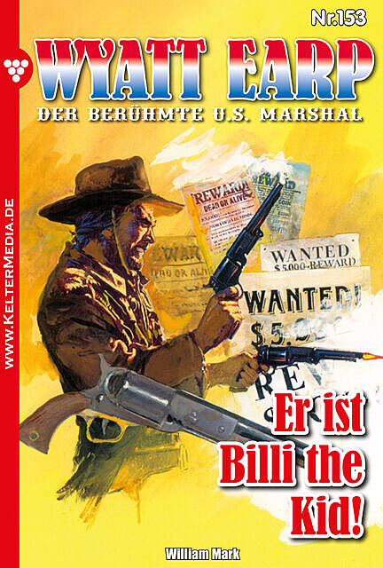 Wyatt Earp 153 – Western, William Mark