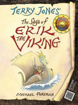 The Saga of Erik the Viking, Terry Jones