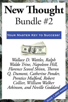 New Thought Bundle #2, Robert Collier