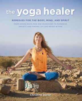 The Yoga Healer, Christine Burke
