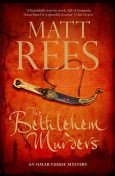 The Bethlehem Murders, Matt Rees