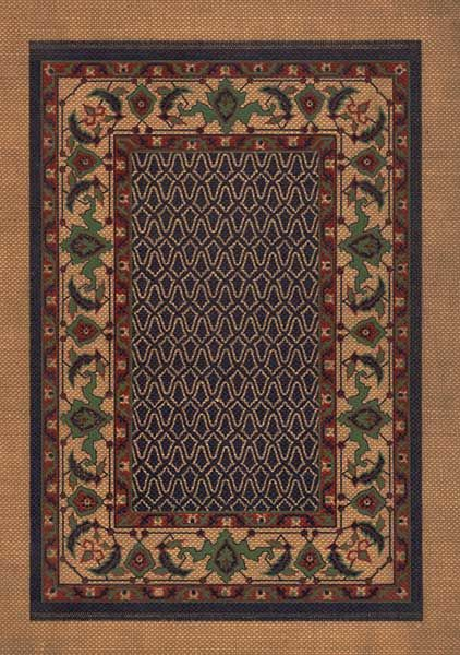 Rugs: Oriental and Occidental, Antique & Modern / A Handbook for Ready Reference, Rosa Belle Holt