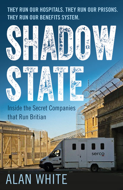 "Shadow State, Alan ""Chip"" White"