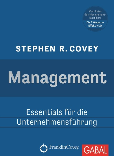 Management, Stephen Covey