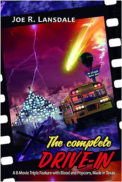 The Complete Drive-In, Joe Lansdale