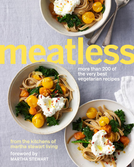Meatless, Martha Stewart Living