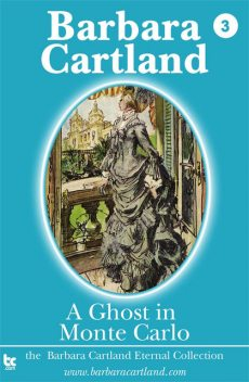 A Ghost in Monte Carlo, Barbara Cartland