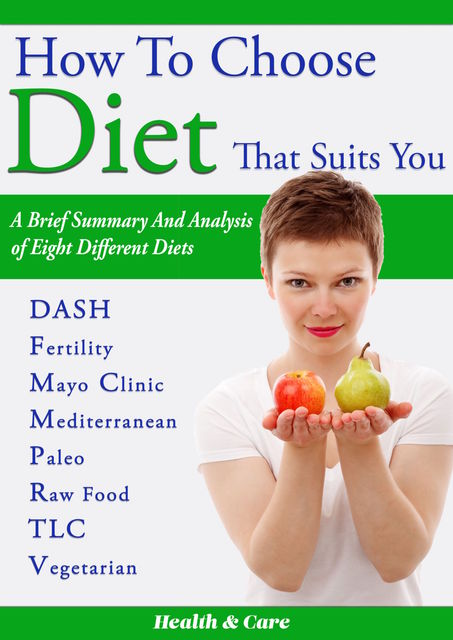 How to Choose Diet That Suits You, Mikeal Summer