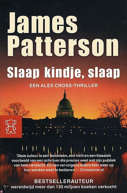 Slaap kindje, slaap, James Patterson