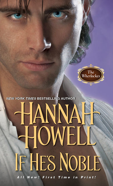 If He's Noble, Hannah Howell