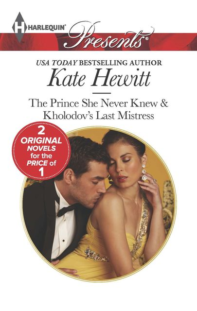 The Prince She Never Knew, Kate Hewitt