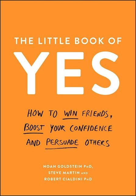 The Little Book of Yes, Noah Goldstein