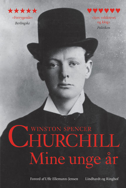 Mine unge år, Winston Churchill