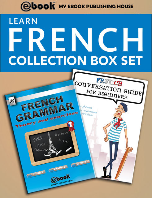 Learn French Collection Box Set, My Ebook Publishing House