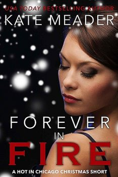 Forever In Fire: A Hot in Chicago Christmas Short, Kate Meader