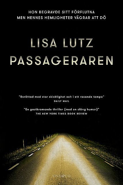 Passageraren, Lisa Lutz
