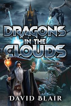 Dragons in the Clouds, David Blair