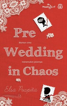 Pre Wedding in Chaos, Elsa Puspita
