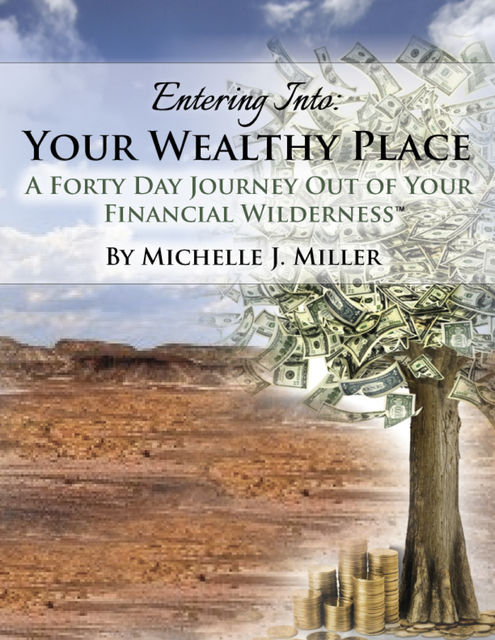 Entering Into Your Wealthy Place: A Forty Day Journey Out of Your Financial Wilderness, Michelle Miller