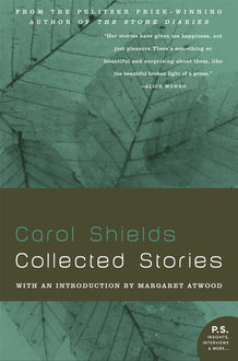Collected Stories, Carol Shields