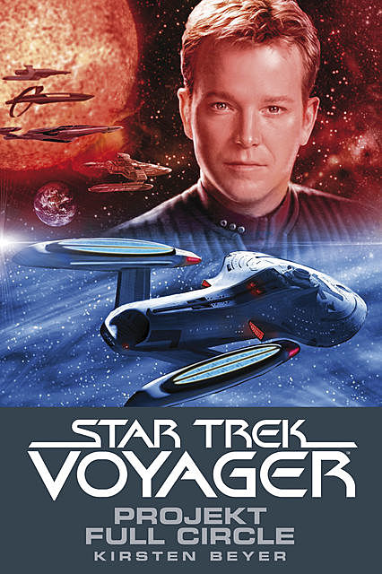 Star Trek – Voyager 5: Projekt Full Circle, Kirsten Beyer