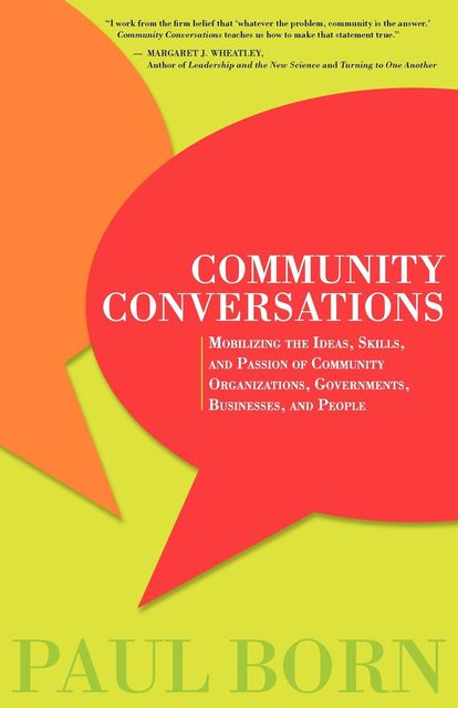 Community Conversations, Paul Born