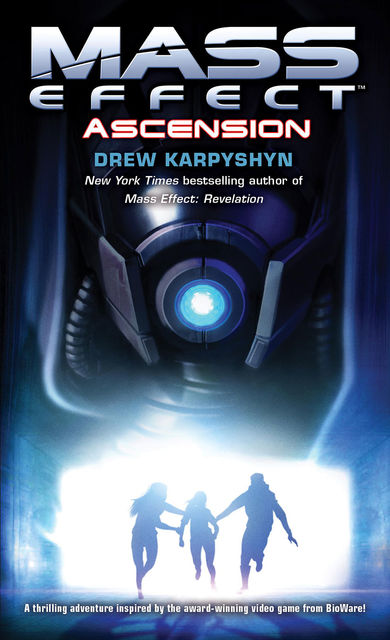 Mass Effect: Ascension, Drew Karpyshyn