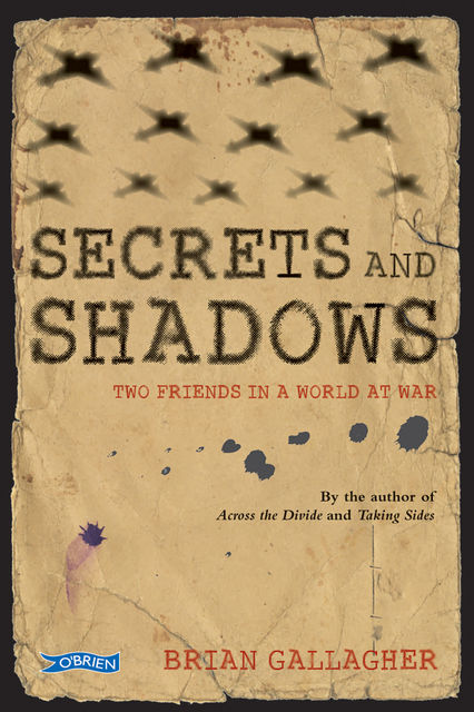 Secrets and Shadows, Brian Gallagher