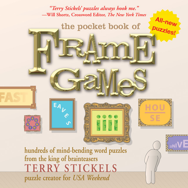 The Pocket Book of Frame Games, Terry Stickels