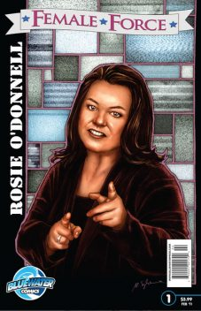 Female Force: Rosie O'Donnell, Dan Rafter