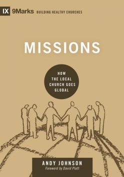 Missions, Andy Johnson