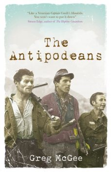 The Antipodeans, Greg McGee