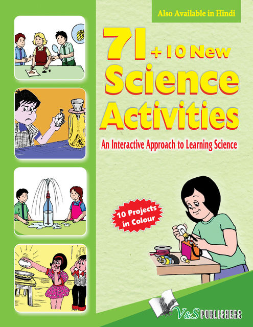 71+10 New Science Activities, Editorial Board