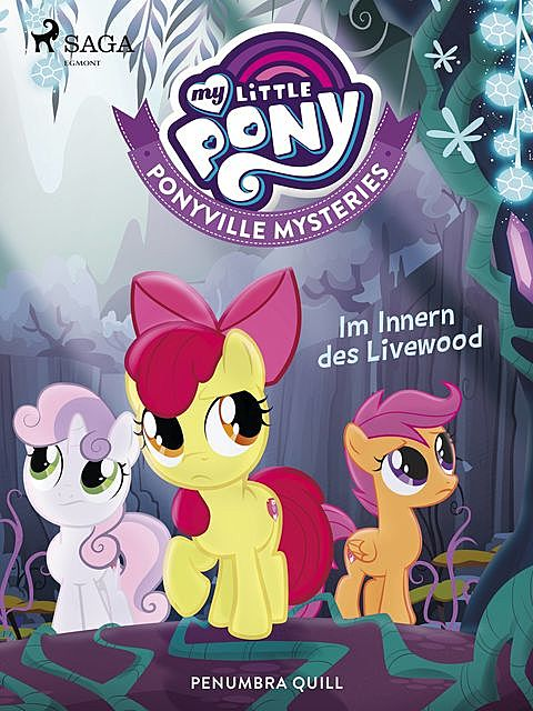 My Little Pony – Ponyville Mysteries – Im Innern des Livewood, Penumbra Quill