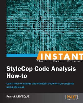 Instant StyleCop Code Analysis How-to, Franck LEVEQUE