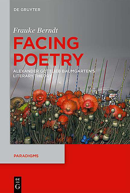 Facing Poetry, Frauke Berndt