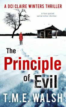 The Principle of Evil: A Fast-Paced Serial Killer Thriller, T.M. E. Walsh