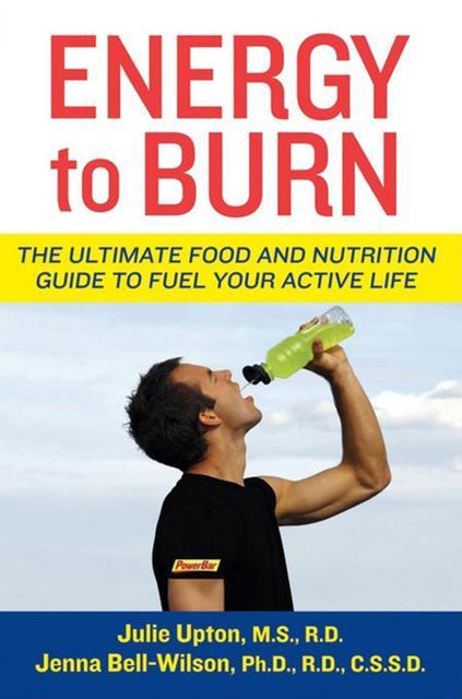 Energy to Burn, Jenna Bell-Wilson, Julie Upton