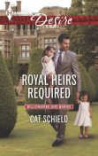 Royal Heirs Required, Cat Schield