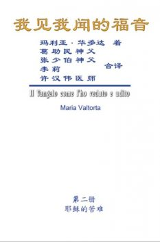 The Gospel As Revealed to Me (Vol 2) – Simplified Chinese Edition, Hon-Wai Hui, Maria Valtorta, 許漢偉