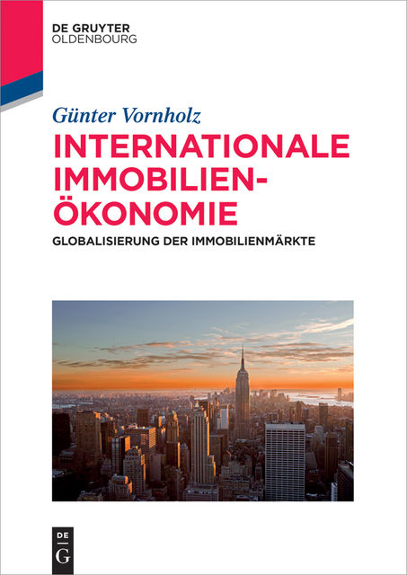 Internationale Immobilienökonomie, Günter Vornholz