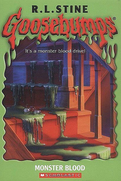 Goosebumps 03 - Monster Blood, R.L.Stine