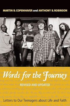 Words for the Journey, Anthony Robinson, Martin B. Copenhaver