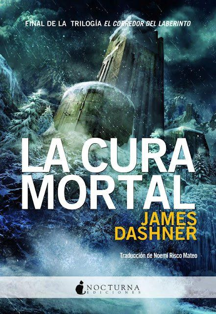 La cura mortal, James Dashner