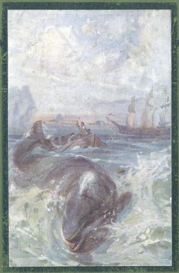 Fighting the Whales, R.M.Ballantyne