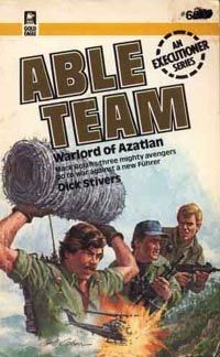 Warlord of Azatlan, Dick Stivers