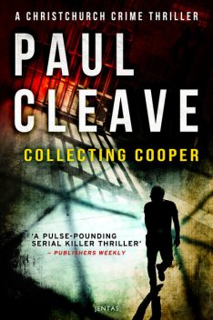 Collecting Cooper, Paul Cleave