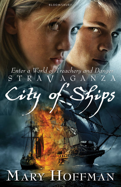Stravaganza City of Ships, Mary Hoffman