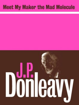Meet My Maker the Mad Molecule, J.P.Donleavy