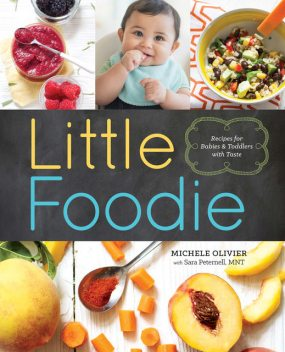 Little Foodie, MNT, Michele Olivier, Sara Peternell